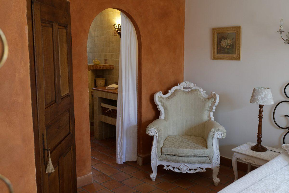 Chambre d'hôtes Corse _ chambre Régina